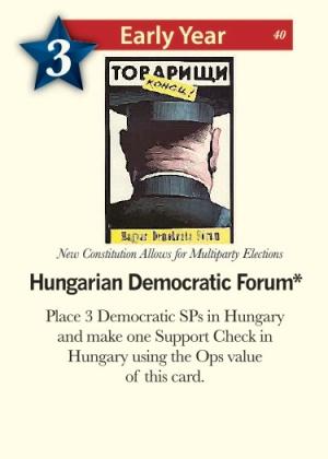 Hungarian Democratic Forum