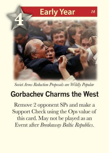 14 Gorbachev Charms