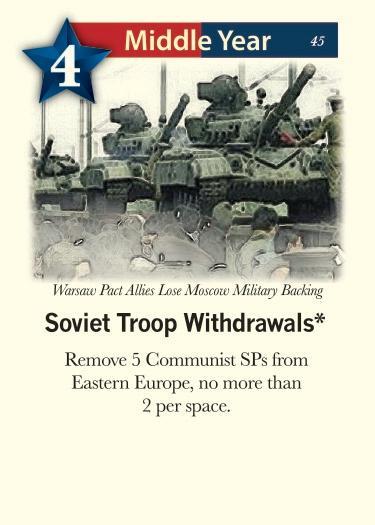 45 Soviet Troops