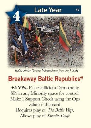 84 Breakaway Baltics