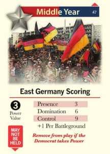 East Germany Scoring