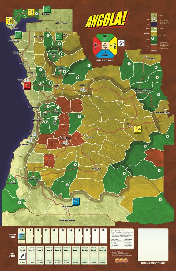 Angola!MapCut