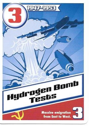 Hydrogen Bomb Tests