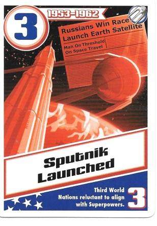 Sputnik Launched