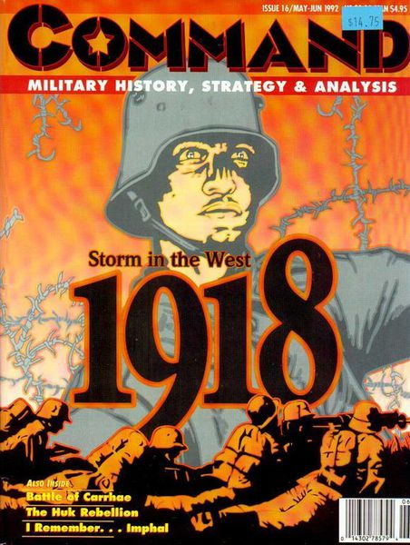 1918 Storm in the West
