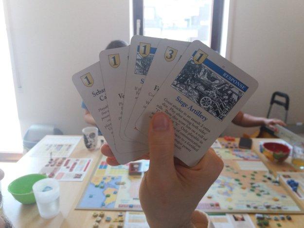 Hapsburg Hand
