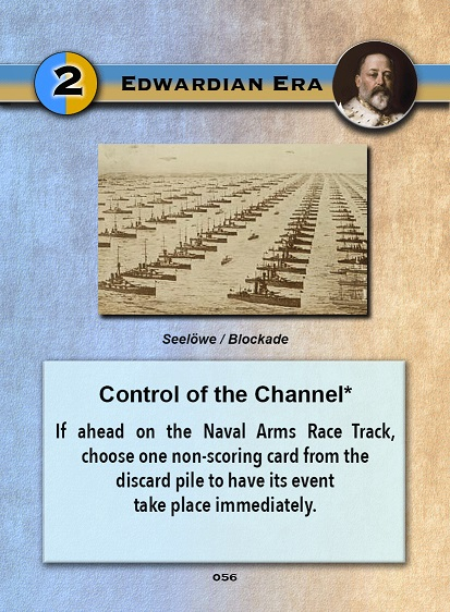 Control of the Channel