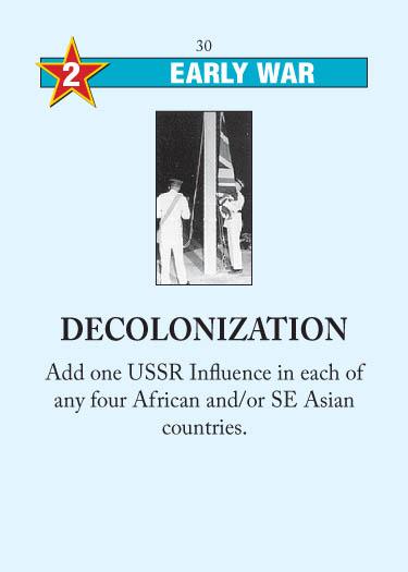 Decolonization TS