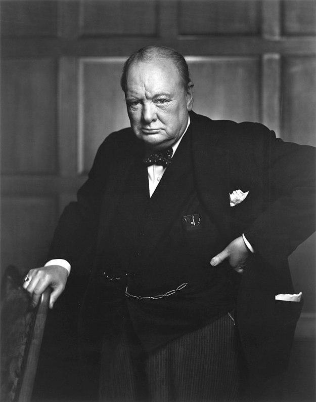 1942-08-23 Winston Churchill