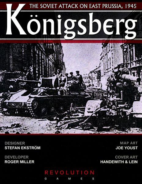 Königsberg cover
