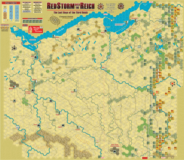 Red Storm over the Reich setup
