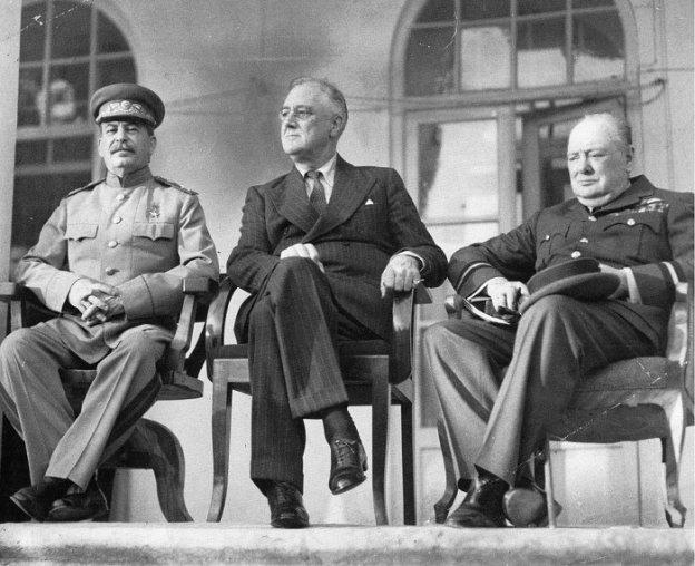 1942-11-28 Tehran Conference