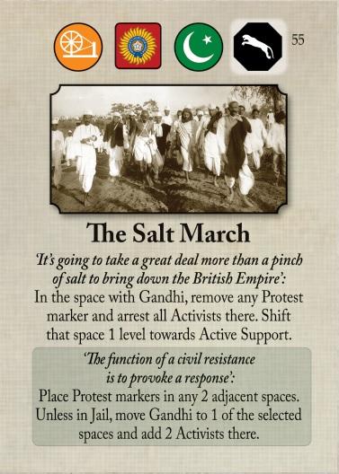 Gandhi_The Salt March
