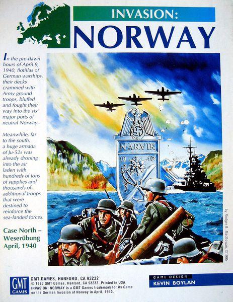 Invasion Norway