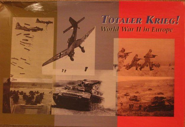 Cover Totaler Krieg
